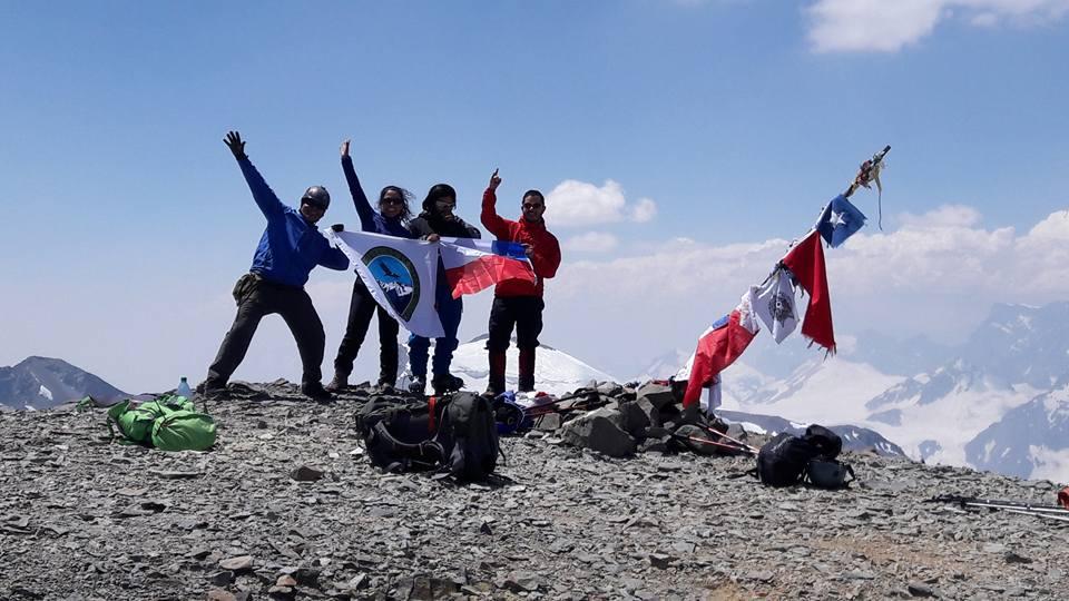Cerro El Plomo – 5424 msnm